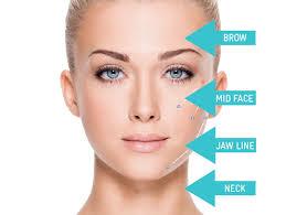 lifting facial nechirurgical